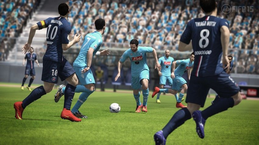 FIFA-15-Dribbling EA announced pre-order incentives for FUT15