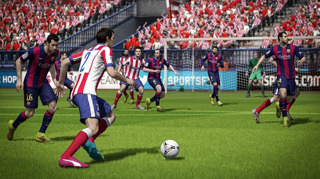 fifa-24 EA Sports defends FIFA 15 Ultimate Team market changes