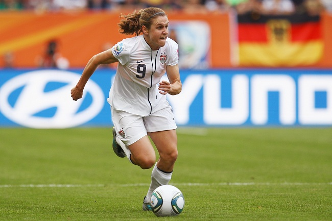 wo-1 U.S. Roster for 2015 FIFA Women's World Cup Team
