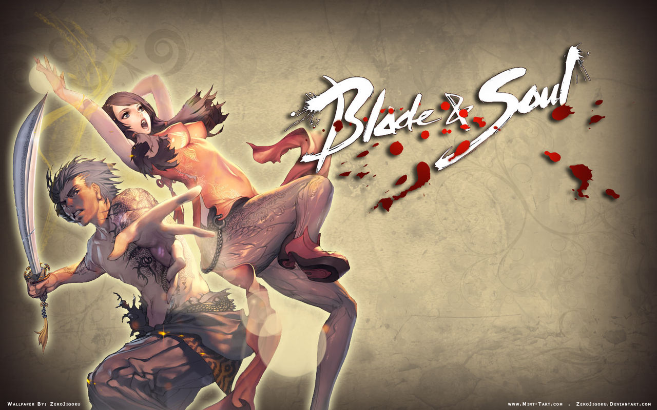 2326  Play Blade & Soul Is Good