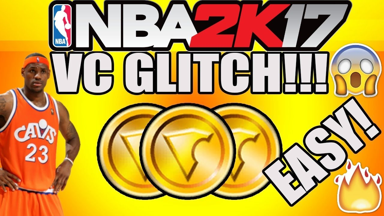 11035 NBA 2K17 Glitch: How To Get 50 VC And Glitch Yet To Be Patched