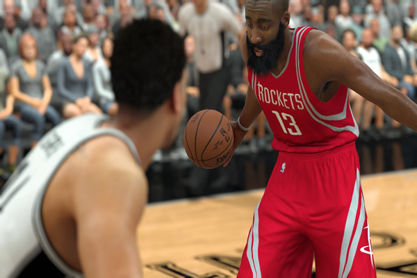11281 NBA 2K17 & Patch 1.06 & Fixes MyPark: Visual Improvements Was Added Into Latest Update