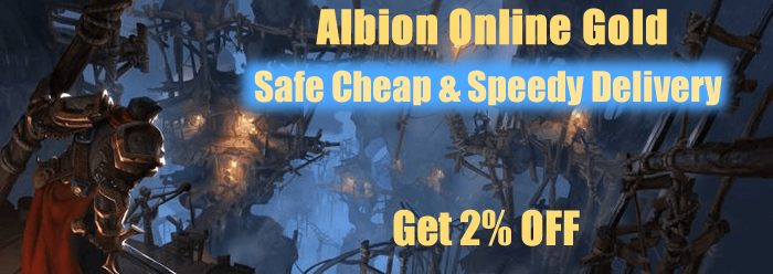 Albion-Online-Cador.fw_ Buy Cheap Gold & Power Leveling For Albion Online On UpAlbion