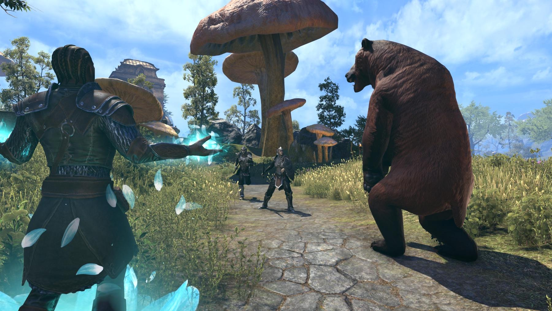 f1448a667c6a895c443f8d9e98bbe3d6 The Enlargement Of ESO: Morrowind Before The Major Release Next Month