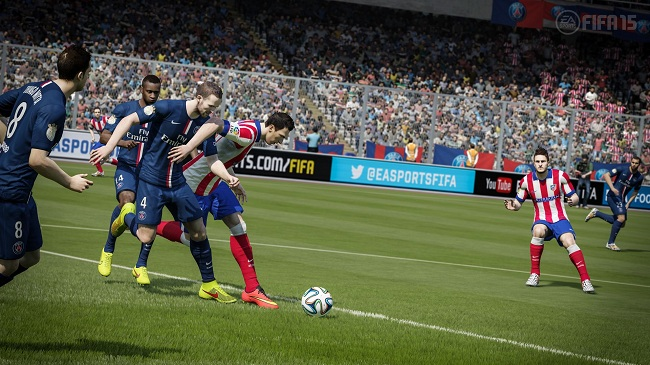 EA's 'Battlefield Hardline' tops UK gaming charts and FIFA 15 second